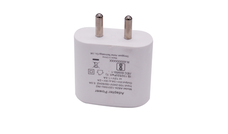 18W QC3.0 IN PLUG Charger